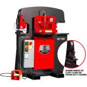 """Edwards 55233022 55 Ton Ironworker 3 Phase, 230 Volt,10"""" Brake"""
