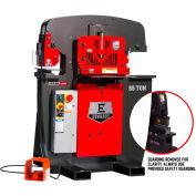 "Edwards 55233522 55 Ton Ironworker 3 Phase, 230 Volt, PowerLink,10"" Brake"