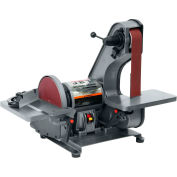 Jet 577004 J-41002 2W X 42L Bench Belt & 8 Disc Sander, 3/4 HP