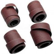 JET 60-6080 80 Grit Sandpaper for 16-32 Model Sanders (4 Pack)