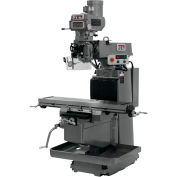 Jet JTM-1254VS with 3-Axis ACU-RITE G-2 MILLPOWER CNC