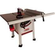 "JET 708494K Model JPS-10TS 10"" Proshop Cabinet Saw W/ 30"" Fence, Cast Iron Wings & Riving Knife"