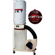 JET 708658K Model DC-1100VX-5M 1.5HP 1-Phase 115/230V 5-Micron Dust Collector W/ Bag Filter Kit