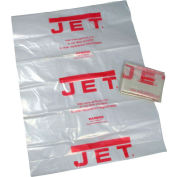 "JET 709563 Model CB-5 20"" Dia. Clear Plastic Bags(5) for DC-1100VX & DC-1200VX Dust Collectors - Pkg Qty 7"