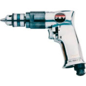 "Jet Jsm-704, 1/2"" Reversible Air Drill, 800 Rpm"