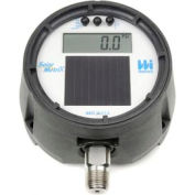 "4-1/2"" Case, Digital Gauge, 1/4"" NPT 316SS, Vacuum to 100PSI"
