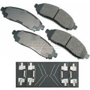 Akebono® Pro-ACT Series Ultra Premium Ceramic Disc Brake Pads - ACT1094