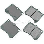 Akebono® Pro-ACT Series Ultra Premium Ceramic Disc Brake Pads - ACT473