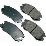 Akebono® Performance Series Performance Ceramic Disc Brake Pads - ASP924
