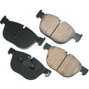 Akebono® Euro Series Ultra Premium Ceramic Disc Brake Pads - EUR1294