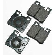 Akebono® Euro Series Ultra Premium Ceramic Disc Brake Pads - EUR495