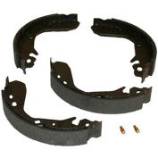 Beck/Arnley Drum Brake Shoes - 081-1554