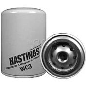 Hastings® WC3 Spin-On Coolant Filter W/ BTE Formula - Pkg Qty 2