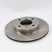 Dura International® Vented Brake Rotor - BR31133