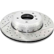 Dura International® Vented Brake Rotor - BR900986
