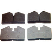 Wagner ThermoQuiet Front OE Semi-Metallic Disc Brake Pad Set - MX493