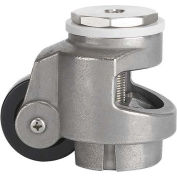 WMI® Stainless Steel Leveling Caster WMSPIN-120S - 1100 Lb. Capacity - Stem Mounted