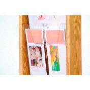 Optional Removable Divider for Brochures