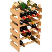 """24 Bottle Dakota™ Wine Rack, Unfinished, 28-3/8""""H"""