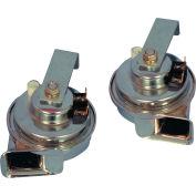 Wolo 225-2t Chrome Horn - Min Qty 2