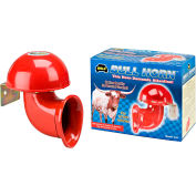 WOLO Bull Horn, Electric Raging Bull Sound - 340