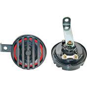 Wolo 357-24 Industrial Series 370 Disc Horn, 24 Volt, 385 Hz