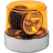 Power Beam Amber Lens - Permanent Mount - 3600-A