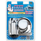 WOLO Big Bad Max Compact Air Horn, Chrome - 719