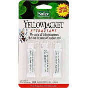 Safer® Brand Deluxe Yellow Jacket Wasp Trap Bait Refills - 02006