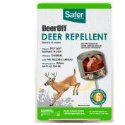 Safer® Brand Deer Off® Waterproof Deer Repelling Stations - 6 Pack