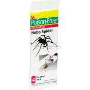 Victor® Poison Free Hobo Spider Trap 4 Pack M293