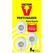 Victor® PestChaser® Ultrasonic Rodent Repellent - 3 Pack M753S
