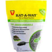 Victor® Rat-A-Way™ Rat Repellent Pellets, 3 lb. Bag - M807