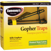 Sweeney's® Gopher Trap 2-Pack - S9013