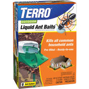 TERRO® Outdoor Liquid Ant Bait, 6 pack - T1806-6