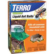 TERRO® Outdoor Liquid Ant Bait - 6 pack - T1806