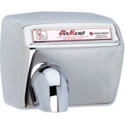 World Dryer Airmax High Speed Auto 115V - Brushed SS - DXM5-973A