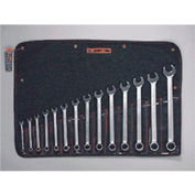 14 Pc. Combination Wrench Sets, WRIGHT TOOL 714