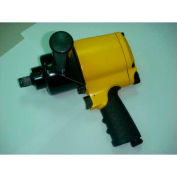 """MaxAir 3/4"""" Air Impact Wrench W/Side Handle 1500 Ft/Lb Torque Case Pk. AT-1003-MAP"""