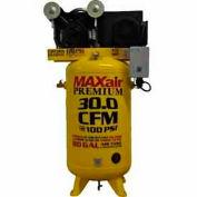 MaxAir Electric Stationary Compressor C7380V1-CS2-MAP, 208/230V, 80 Gal, 3 Phase
