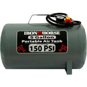 Eagle Portable Air Tank IHCT-05, 5 Gal, 150 PSI