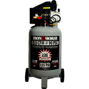 Iron Horse Air Compressor IHVP1520L, 1.5HP, 20 Gal, 5.5 CFM @ 90 PSI
