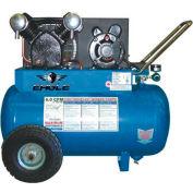 Eagle Electric Portable Compressor P3120H1, 3HP, 20 Gal, 6 CFM @ 100 PSI