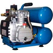 Eagle TS2018L,  Portable Electric Air Compressor, 2 HP, 4.2 Gallon, Twin Stack, 4.2 CFM