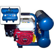 Eagle Gasoline Portable Compressor TS55G, 5.5HP, 4 Gal