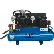 Eagle Electric Portable Compressor TT518E, 5HP, 220V, 8 Gal, 18.5 CFM @ 100 PSI