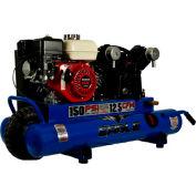 MaxAir Gasoline Portable Compressor TT55GE, 5.5HP, 10 Gal