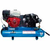Eagle Gasoline Portable Compressor TT90G, 9HP, 10 Gal, 18.5 CFM @ 100 PSI