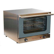 "Wisco 620 - Convection Oven For 1/4 Size Pan, 19""W, 100°F to 675°F"