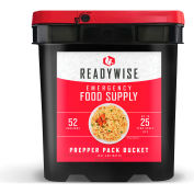 Wise Company 01-512 Prepper Pack, 52 Servings
